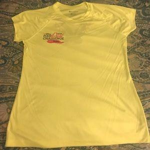 NWT 2016 RunDisney Pixie Dust Challenge T-Shirt